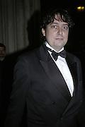 Sam Leith, Drinks Reception before the Man Booker Prize 2006. Guildhall, Gresham Street, London, EC2, 10 October 2006. -DO NOT ARCHIVE-© Copyright Photograph by Dafydd Jones 66 Stockwell Park Rd. London SW9 0DA Tel 020 7733 0108 www.dafjones.com
