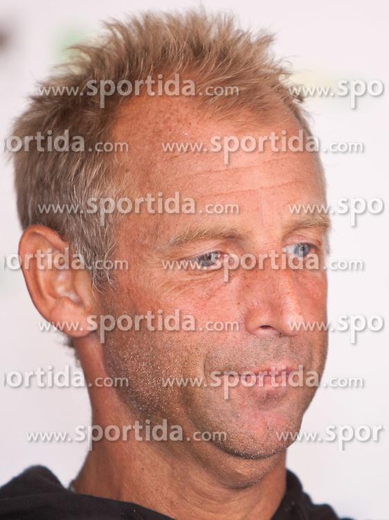 31.07.2010, Sportpark, Kitzbuehel, AUT, ATP Challanger Tour 2010, Austrian Open, Laenderkampf der Legenden, Oesterreich vs Deutschland, im Bild Thomas Muster. EXPA Pictures © 2010, PhotoCredit: EXPA/ J. Groder / SPORTIDA PHOTO AGENCY