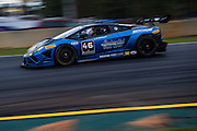 October 1-3, 2014 : Lamborghini Super Trofeo at Road Atlanta. #46 Dillon Machavern, Mitchum Motorsport, Lamborghini of Chicago