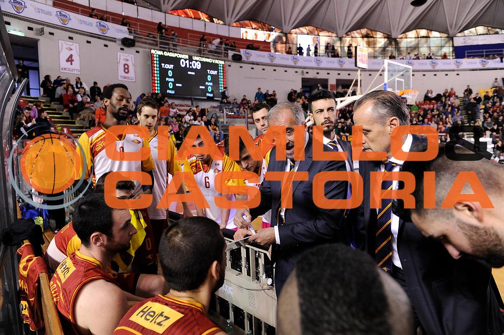 Fabio Corbani<br /> Roma Gas &amp; Power Roma - Unicusano Roma<br /> Campionato Basket LNP 2016/2017<br /> Roma 12/03/2017<br /> Foto Ciamillo-Castoria