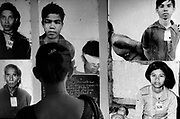 "The Tuol Sleng Genocide Museum, the former high school which was used as the notorious Security Prison 21 (S-21) by the Khmer Rouge regime from its rise to power in 1975 to its fall in 1979. Tuol Sleng (Khmer [tu?l slae?]) means ""Hill of the Poisonous Trees"" or ""Strychnine  Hill"""