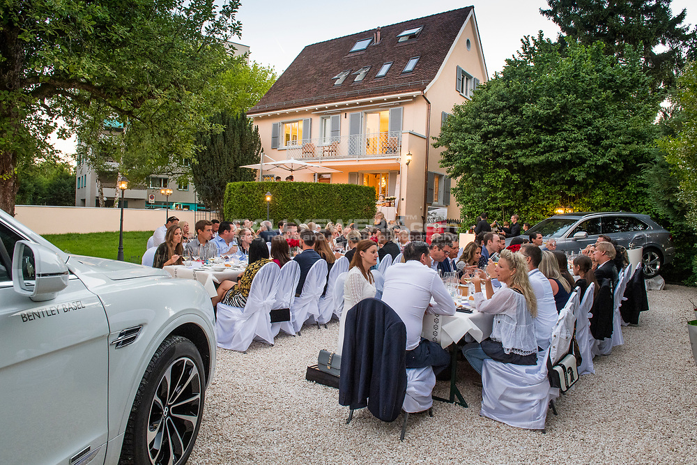 Saturday, 17th of June 2017 - An Evening with delicacies by Tanja Grandits of Restaurant Stucki, Basel