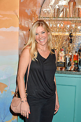 CHELSY DAVY at a party for the UK launch of Mr Boho held at Annabel's, 44 Berkeley Square, London on 19th May 2016.