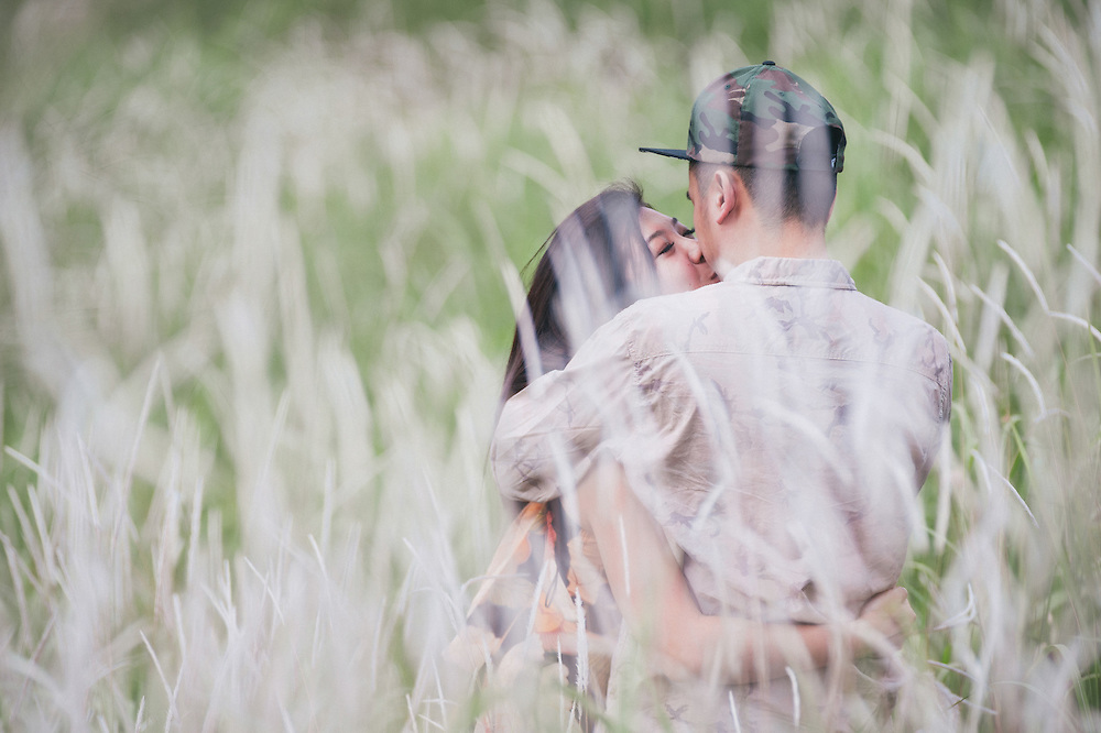 The Peeping thom embarks on a prewedding road trip shoot to Khaoyai with Nicholas & Aretha.