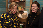 TARA FAGILIO; VICTORIA FIELD, Launch of The Happy Kitchen: Good Mood Food, by Rachel Kelly and Alice Mackintosh. Squirrel, South Kensington. London. 31 January 2017