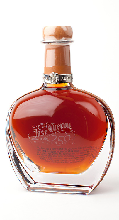 Jose Cuervo 250 Aniversario -- Image originally appeared in the Tequila Matchmaker: http://tequilamatchmaker.com