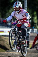 at the 2019 UCI BMX World Championships in Zolder, Belgium.