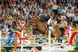 Goldstein Danielle, (ISR), Carisma<br /> Individual Final Competition<br /> FEI European Championships - Aachen 2015<br /> © Hippo Foto - Dirk Caremans<br /> 23/08/15