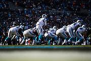 January 17, 2016: Carolina Panthers vs Seattle Seahawks. Newton, Cam