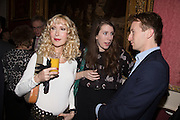 BASIA BRIGGS; KATHRYN BALLS; MATTHEW BELL, The Literary Review Bad Sex in Fiction Award 2013. The In and Out Club, 4 St. james's Sq. London. 3 December 2013