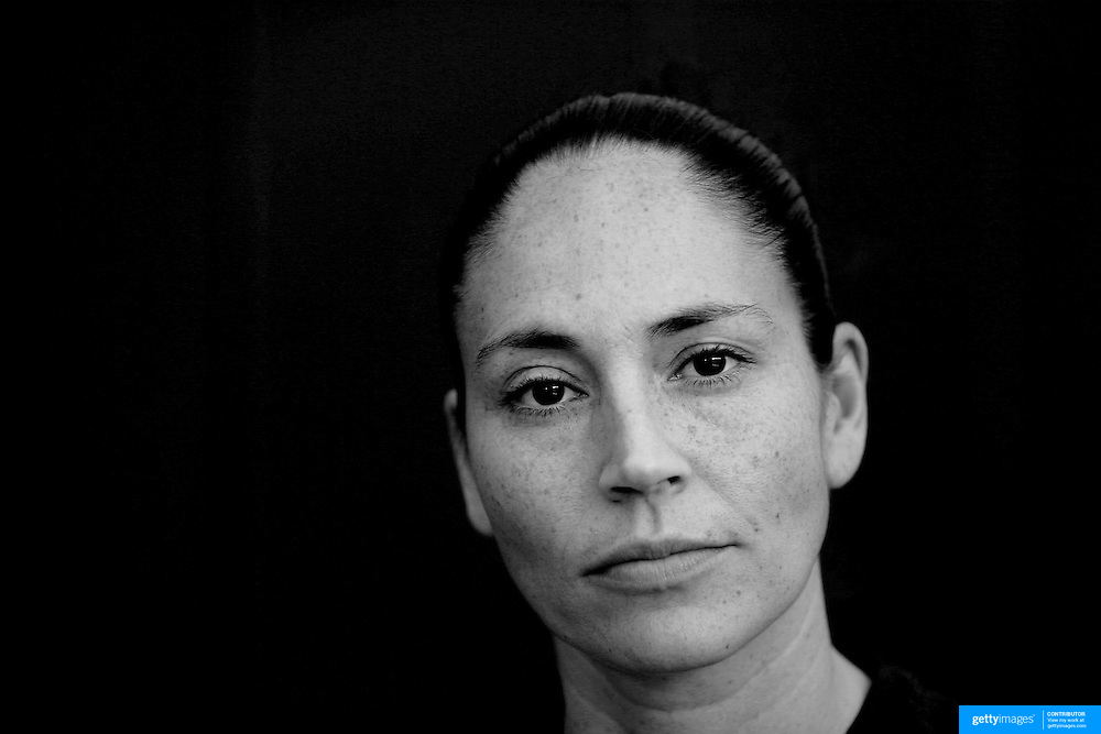 Player Portraits: Sue Bird <br /> <br /> The 2016 USA Basketball Women's National Team Training Camp at the  University of Connecticut&rsquo;s Werth Family UConn Basketball Champions Center, Storrs, Connecticut. 21st February 2016. Photo Tim Clayton