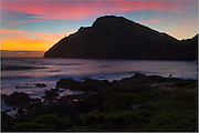 Sunrise Makapuu, Oahu, Hawaii