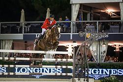 Bucci Piergiorgio (ITA) - Casallo Z<br /> Final competiton<br /> Furusiyya FEI Nations Cup™ Final - Barcelona 2014<br /> © Dirk Caremans<br /> 11/10/14