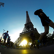 Running Paris-Vesailles