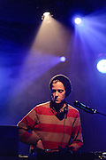 Photos of DJ Sam Ronson performing live at iHeartRadio Theater, NYC. March 9, 2013. Copyright © 2013 Matthew Eisman. All Rights Reserved.
