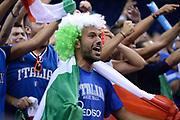 DESCRIZIONE : Berlino Berlin Eurobasket 2015 Group B Spain Italy<br /> GIOCATORE : tifosi<br /> CATEGORIA : pubblico tifosi esultanza<br /> SQUADRA : Italy<br /> EVENTO : Eurobasket 2015 Group B<br /> GARA : Spain Italy<br /> DATA : 08/09/2015<br /> SPORT : Pallacanestro<br /> AUTORE : Agenzia CiamilloCastoria/<br /> Galleria : EuroBasket 2015<br /> Fotonotizia : Berlino Berlin Eurobasket 2015 Group B Spain Italy