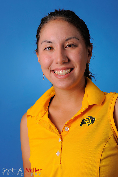 Jessica Wallace during a portrait session prior to the second stage of LPGA Qualifying School at the Plantation Golf and Country Club on Sept. 25, 2011 in Venice, FL...©2011 Scott A. Miller