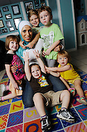 Noel Fattah and her daycare for Lakewood Magazine