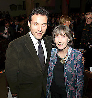 Eileen Atkins and Rufus Sewell