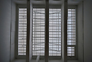 A skylight window inside the Juvenile Detention Center at the City County Building in Madison, Wisconsin, Wednesday, June 12, 2019.