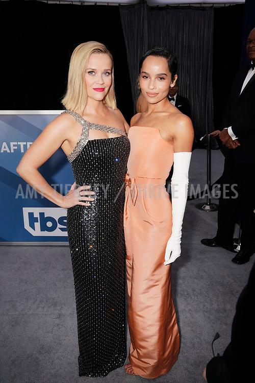 Reese Witherspoon, Zoe Kravitz