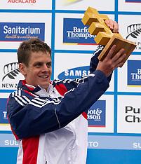Auckland - Triathlon, World Grand Final , Men's Elite Race