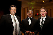 "Ohio University President Roderick J. McDavis at ""Celebrating Black Heritage at Ohio University Through the Decades"" at the Black Alumni Reunion Gala in Baker Center on September 28, 2013."