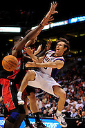 NBA: Toronto Raptors at Phoenix Suns//20110323