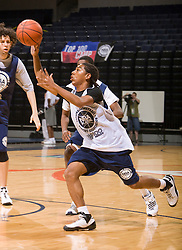 PG Phillip Pressey (Ashburnham, MA / Cushing Academy).  The NBA Player's Association held their annual Top 100 basketball camp at the John Paul Jones Arena on the Grounds of the University of Virginia in Charlottesville, VA on June 19, 2008