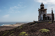 Cabo Verde, Boa Vista, the dismissed lighthouse