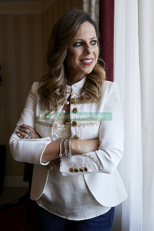 October 3, 2018 - Madrid, Spain - Pastora Soler attends to 'La Calma' live show presentation at Westin Palace Hotel in Madrid. (Credit Image: © Legan P. Mace/SOPA Images via ZUMA Wire)