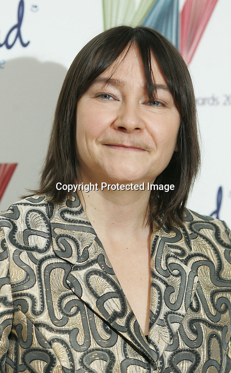 Ali Smith at the Whitbread Book Awards 2005 in London<br />