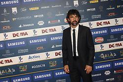 December 3, 2018 - Milan, Italy - Damiano Tommasi at 'Oscar Del Calcio AIC' Italian Football Awards photocall in Milano, Italy, on December 03 2018  (Credit Image: © Mairo Cinquetti/NurPhoto via ZUMA Press)