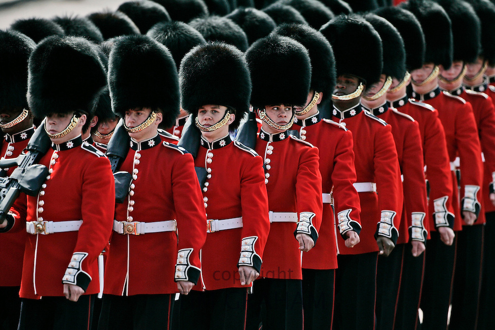 Guardsmen, London, United Kingdom.