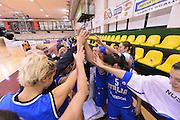 Chieti 22 gennaio 2013<br /> Amichevole<br /> Italia femminile Chieti<br /> nella foto: team italia<br /> foto Ciamillo