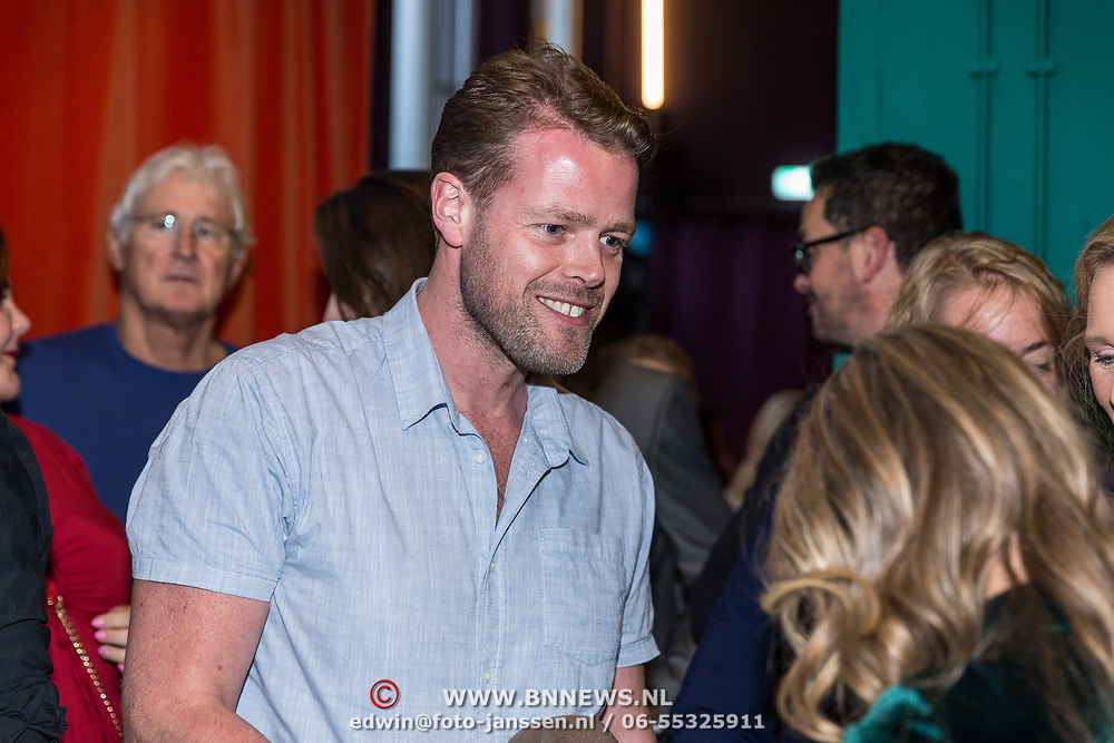 NLD/Utrecht/20191021 - Sterre Koning presenteert boek, Martijn Koning