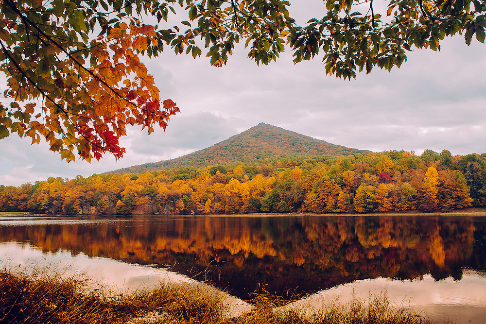 Copyright: Sam Dean; Image Size: 4368x2912 / 15.8MB; Keywords: Contained in  galleries: Virginia landscapes. - Dean-roanoke-virginia-blue-ridge-landscape-4.jpg Sam Dean