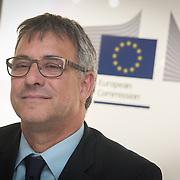 04 June 2015 - Belgium - Brussels - European Development Days - EDD - Urban - Solid ground - Access to land for vulnerable people in developing countries - Julian Baskin , Senior Urban Specialist , Cities Alliance © European Union