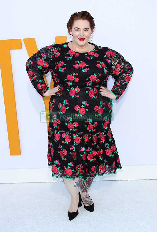I Feel Pretty Premiere - Los Angeles. 17 Apr 2018 Pictured: Tess Holliday. Photo credit: Jaxon / MEGA TheMegaAgency.com +1 888 505 6342