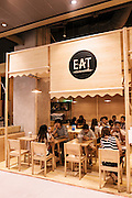 Food Hall at Em Quartier mall