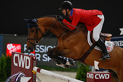 Ward Mclain, USA, HH Azur<br /> LONGINES FEI World Cup™ Finals Paris 2018<br /> © Dirk Caremans<br /> 15/04/18