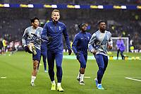 Football - 2019 / 2020 Premier League - Tottenham Hotspur vs. Sheffield United<br /> <br /> Tottenham Hotspur's Harry Kane during the pre-match warm-up, at Tottenham Hotspur Stadium.<br /> <br /> COLORSPORT/ASHLEY WESTERN