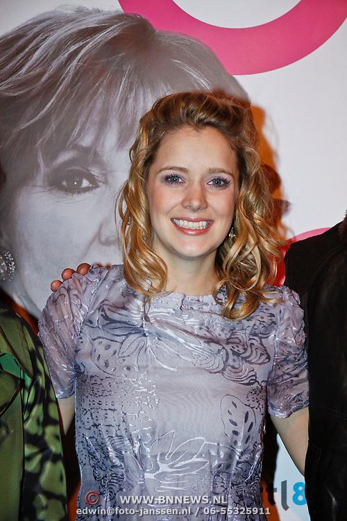 NLD/Utrecht/20110115 - As The World Turns acteurs in het theater, Alison Stuwart, Marnie Schulenburg