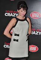 LONDON - November 01: Gizzi Erskine at the Forever Crazy Press Night (Photo by Brett D. Cove)