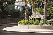 New Dana Point Lantern District Town Center Signage