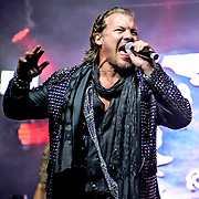 "Fozzy performs at Speaking Rock Entertainment center for the ""Fozzy Across America"" Three-show One-Day Tour. October 14, 2017"