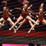 7032_Crimson Heat Tigers  Large Senior Level 3
