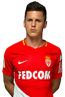 Guido Carrillo during Photoshooting of Monaco for new season 2017/2018 on September 28, 2017 in Monaco, France. (Photo by Chateau/Asm/Icon Sport)