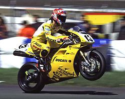Jamie Robinson, GSE Ducati,  Superikes, Donington Park, 1998