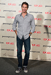 Actor Eric McCormack attends a photocall for the TV Series 'Perception' at the AC Retiro Hotel SPAIN (MADRID), September 27, 2012. Photo by Oscar Gonzalez / i-Images. SPAIN OUT.